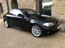 BMW 120D M SPORT COUPE FULL HISTORY NEW MOT