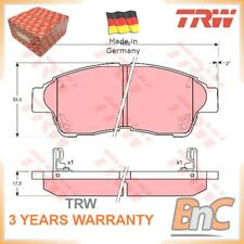 FRONT DISC BRAKE PAD SET FOR TOYOTA PICNIC XM10 TRW OEM 0446544020 GDB3207
