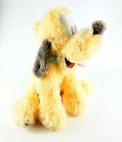 """Walt Disney World Disneyland Pastel PLUTO Puppy Dog Baby Plush Floppy Shaggy 18"""""""
