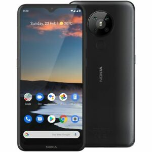 Nokia 5.3 Smartphone 64GB Charcoal