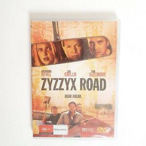 ZYZZYX Road DVD Movie Free Post Region 4 AUS - Thriller