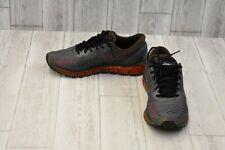 Asics Gel-Quantum 360 Shift Running Shoe - Men's Size 9, Gray/Black/Red-Orange