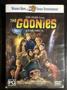 The Goonies DVD (1985) Sean Astin, Josh Brolin, Steven Spielberg