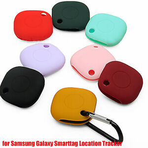 Silicone Protective Cover Case for Samsung Galaxy Smarttag Location Tracker 3.7g