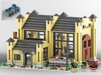 Eisenbahn Reparaturschuppen - MOC PDF Bauanleitung - kompatibel mit LEGO Steine