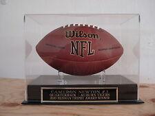 Display Case For A Cam Newton Auburn Tigers Heisman Autographed Football