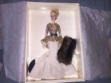 2002 Barbie Fashion Model Collection Silkstone Capucine Doll #B0146 - NRFB