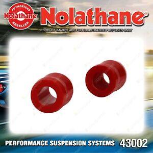 Nolathane Rear Shock absorber bushing for MAZDA E SERIES E1400 E1800 E2000 E2200
