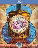 Festival Express (Delaney & Bonnie & Friends) Region A BLURAY - Sealed
