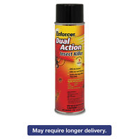 Enforcer Dual Action Insect Killer For Flying/Crawling Insects 17 oz Aerosol