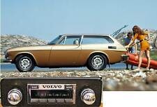 New* 300 watt Stereo Radio '72-73 Volvo 1800ES Coupe Wagon AM FM iPod controller