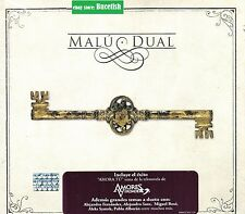Malu Dual 2CD Caja de carton Tema de Amores Verdaderos New Nuevo