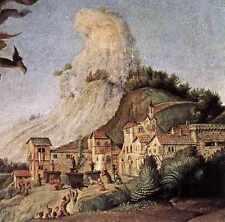 Piero Di Cosimo Perseus Frees Andromeda C1515 Dt1 A4 Print