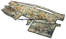 NEW Realtree AP Camo Camouflage Dash Mat Cover / FOR 2004-13 TITAN TRUCK W/O NAV