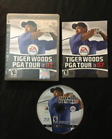 Tiger Woods PGA Tour 07 — CIB! Manual Included! (PlayStation 3, ps3, 2006)