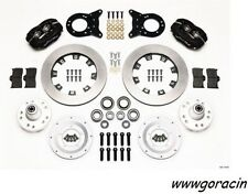 "Ford F1,F2,F3,F4,Anglia,Deluxe Wilwood Dynalite Front Big Brake Kit,12.19""Rotors"