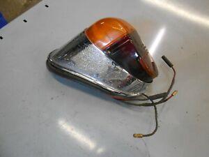 MORRIS MINOR LH REAR LAMP ASSEMBLY