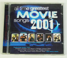 All Time Greatest Movie Songs 2001 Vol.3 by Various Artists(2 CD, 2001, Sony UK)