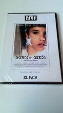 """DVD """"SECRETOS DEL CORAZON"""" PRECINTADO MONTXO ARMENDARIZ CARMELO GOMEZ"""