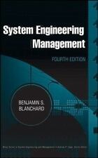 Wiley Series in Systems Engineering and Management: System Engineering...