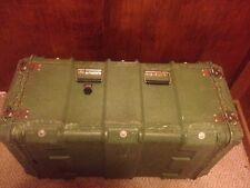 ECS Custom 16U 19x15 Rackmount Shock Mount Electronic Equipment Hard Case Hardig