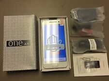 HTC One A9 32GB 4G LTE GSM Unlocked AT&T T-Mobile Silver Smartphone New Inbox