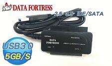 """USB 3.0 to HD HDD IDE SATA + (2.5/3.5/5.25"""") USB Adapter support max 2TB"""