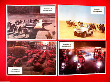 LEGEND OF GOLDEN PEARL 1987 SAMUEL HUI SCI-FI  UNIQUE EXYU LOBBY CARDS