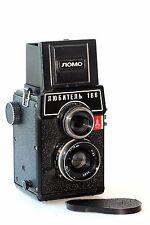 LUBITEL 166 Olympiad Russian TLR camera USSR 6x6 4.5x6 Medium LOMO N79338418