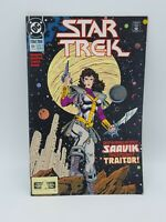 Star Trek #51 August 1993, Dc Comics In Good Condition  FREE SHIPPING