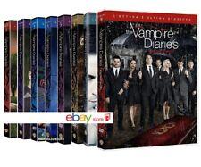 THE VAMPIRE DIARIES - LA SERIE COMPLETA 01 - 08 (38 DVD) 8 COFANETTI SINGOLI