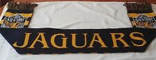 Los Angeles Jaguars Ruffneck Scarves Football Scarf approx 61 inches