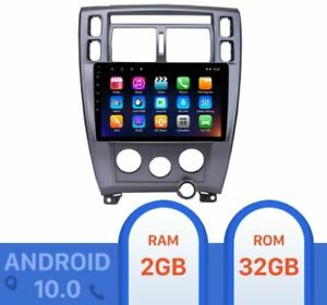Autoradio Touch Hyundai Tucson Android 10 2GB 32GB MP3 NAVIGATORE GPS Wifi Usb