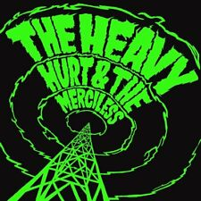 The Heavy - Hurt & The Merciless (2016)  CD  NEW/SEALED  SPEEDYPOST