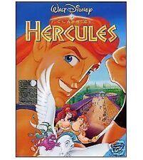 DISNEY DVD Hercules con ologramma e celophan