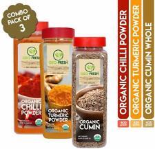 Geo-Fresh Organic Combo Pack Of 3 Free Shipment