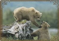 Modern-Wide-Linen-Bears-P1-Bears Playing-Swap Playing Card