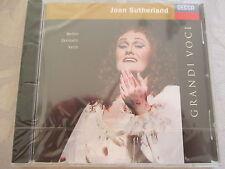 Joan Sutherland - Grandi Voci - Bellini, Donizetti, Verdi - DECCA CD Neu OVP NEW