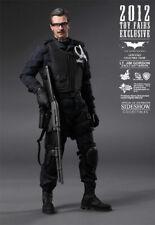 Hot Toys MMS182 Batman The Dark Knight 1/6 Lt. Jim Gordon S.W.A.T. New. SEALED