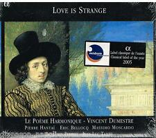 Love Is Strange / Dumestre, Le Poeme Harmonique - CD