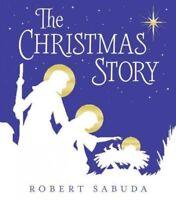 Christmas Story, School And Library by Sabuda, Robert (ILT), Brand New, Free ...