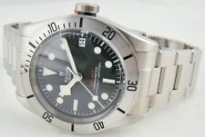 New Tudor Heritage Black Bay Automatic 41 mm Steel Men's Watch ref. 79730