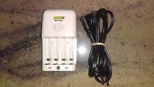 Maha Powerex MH-C204W AA/AAA NiMH Battery Charger US
