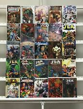 Justice League Graphic Novels  Dc 25 Lot Comic Book Comics Set Run Collection1