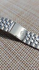 Bracelet Favre Leuba  - Stainless Vintage band 18 mm NOS