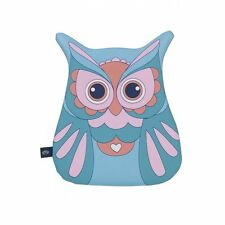 Animal Jeorge Owl Pencil Case - Magenta Pink HE5WG306-H67 *FREE Haribo