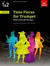 TIME PIECES FOR TRUMPET Vol 1 Harris/Wallace*