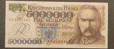 Poland 5000000 zl