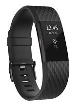Fitbit Charge 2 Wristband Inalámbrico antracita