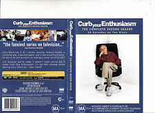 Curb Your Enthusiasm-2000/14-TV Series USA-Complete Second Season-2 Disc-DVD